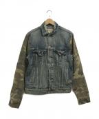 Denim & Supply Ralph Lauren(デニム&サプライ ラルフローレン)の古着「デニムジャケット」|ブルー