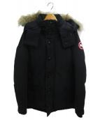 CANADA GOOSE(カナダグース)の古着「ORFORD」 ブラック
