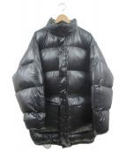 BEAMS(ビームス)の古着「ダウンジャケット」 ブラック