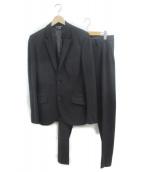 ARMANI EXCHANGE(アルマーニエクスチェンジ)の古着「セットアップスーツ」|ブラック