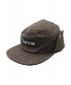 Supreme(シュプリーム)の古着「Snap Up Trail Hat」|ブラウン