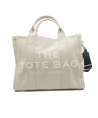 MARC JACOBS(マークジェイコブス)の古着「The Tote Bag Traveler Tote」|アイボリー