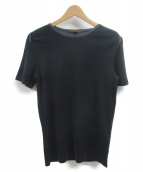 LOUIS VUITTON(ルイヴィトン)の古着「Tシャツ」|ブラック