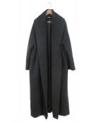MaxMara(マックスマーラ)の古着「ウールコート」|グレー