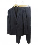 DESIGNWORKS(デザインワークス)の古着「3ピーススーツ」|ネイビー