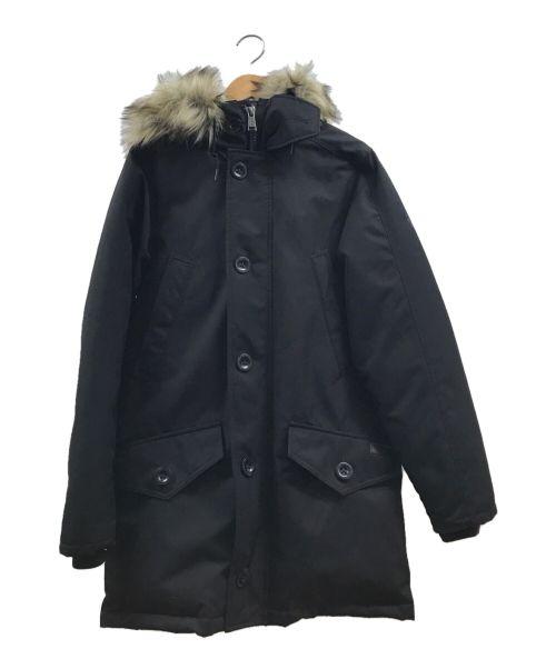 POLO RALPH LAUREN(ポロ・ラルフローレン)POLO RALPH LAUREN (ポロ・ラルフローレン) ダウンコート ブラック サイズ:XSの古着・服飾アイテム