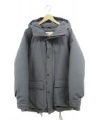 Traditional Weatherwear(トラディショナルウェザーウェア)の古着「SOUTH FIELD DOWN JACKET」|グレー