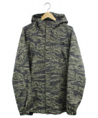 THE NORTH FACE(ザノースフェイス)の古着「Novelty Scoop Jacket」|カーキ