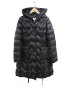 CERRUTI(セルツティ)の古着「ダウンコート」|ブラック