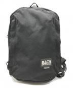 BACH(バッハ)の古着「バックパック」 ブラック