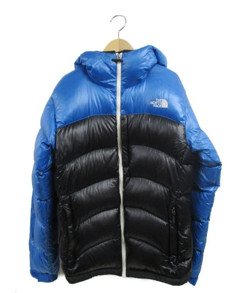 THE NORTH FACE(ザノースフェイス)THE NORTH FACE (ザノースフェイス) アコンカグアフーディジャケット ブルー サイズ:Lの古着・服飾アイテム