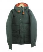 Mt. Rainier Design()の古着「ダウンジャケット」|グリーン