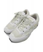 adidas by Raf Simons(アディダス バイ ラフシモンズ)の古着「OZWEEGO3」 ホワイト