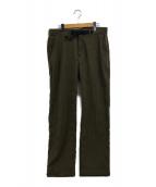 ()の古着「Stretch Corduroy Pant」 カーキ