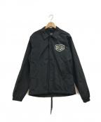 DEUS EX MACHINA(デウス エクス マキナ)の古着「コーチジャケット」|ブラック