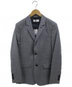 CARVEN(カルヴェン)の古着「テーラードジャケット」|グレー