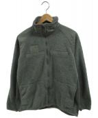 POLARTEC(ポーラテック)の古着「GEN3フリースジャケット」|カーキ