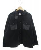 ()の古着「コーデュロイCPOジャケット」|ブラック