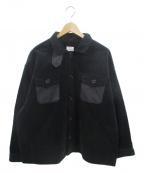 .efiLevol(エフィレボル)の古着「コーデュロイCPOジャケット」|ブラック