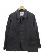 PHERROWS()の古着「カバーオール」|ブラック