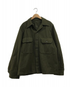 ()の古着「50's CPOジャケット」|オリーブ