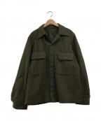 US ARMY()の古着「50's CPOジャケット」|オリーブ