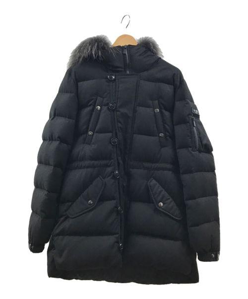 TATRAS(タトラス)TATRAS (タトラス) ダウンジャケット ブラック サイズ:無表記の古着・服飾アイテム