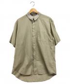Burberry's()の古着「ポロシャツ」|ベージュ