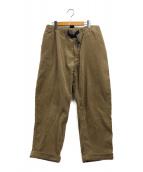 ()の古着「SALATHE Cord Climbing Pant」|ブラウン