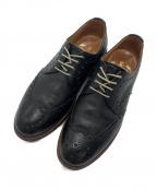 SCOTCH GRAIN(スコッチグレイン)の古着「ウィングチップシューズ」 ブラック