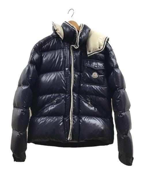 MONCLER(モンクレール)MONCLER (モンクレール) ダウンジャケット / BRANSON ネイビー サイズ:3の古着・服飾アイテム