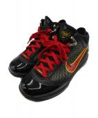 ()の古着「Nike LeBron 7」|ブラック×レッド