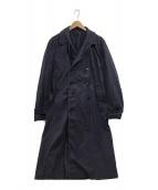 ()の古着「ミリタリーコート」|ネイビー