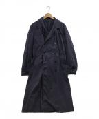 USED(ユーズド)の古着「ミリタリーコート」|ネイビー