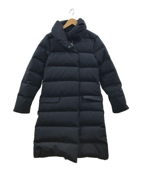 Cape HEIGHTS(ケープハイツ)Cape HEIGHTS (ケープハイツ) ダウンコート ブラック サイズ:Sの古着・服飾アイテム