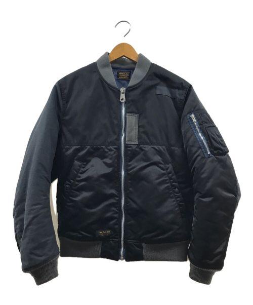 NEIGHBORHOOD(ネイバーフッド)NEIGHBORHOOD (ネイバーフッド) 20周年リメイクジャケット ブラック サイズ:Mの古着・服飾アイテム