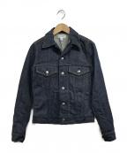 HYKE(ハイク)の古着「デニムジャケット」|インディゴ