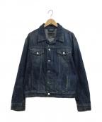 HUGO BOSS(ヒューゴ ボス)の古着「デニムジャケット」|ブルー