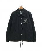 X-LARGE(エクストララージ)の古着「ヘビーOXコーチジャケット」|ブラック