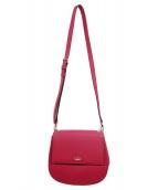 ()の古着「ショルダーバッグ」|ピンク