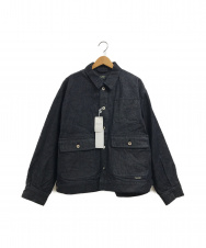 PALMER (パルマー) デニムジャケット ネイビー サイズ:M 未使用品