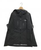 POLEWARDS(ポールワーズ)の古着「マウンテンパーカー」|ブラック