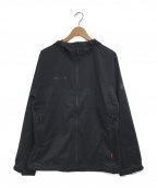 MAMMUT(マムート)の古着「Glider WB Hooded Jacket」 ブラック