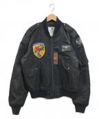 TED COMPANY(テッドカンパニー)の古着「L-2B」 ブラック