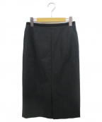 BLAMINK(ブラミンク)の古着「タイトスカート / CAVARLY SK」|ブラック