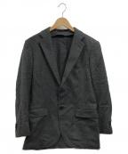 TOMORROW LAND PILGRIM(トゥモローランド ピルグリム)の古着「ウール2Bジャケット」|グレー