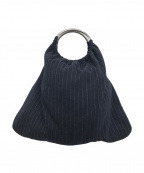 ROBE DE CHAMBRE COMME DES GARCONS(ローブドシャンブル コムデギャルソン)の古着「ハンドバッグ」|ネイビー