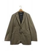()の古着「テーラードジャケット」|ブラウン