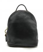 COLE HAAN()の古着「ファンティーン ミニ バックパック」|ブラック