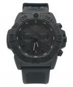 LUMINOX(ルミノックス)の古着「SERIES3580」|ブラック